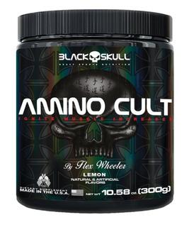 Amino Cult 300g Orange
