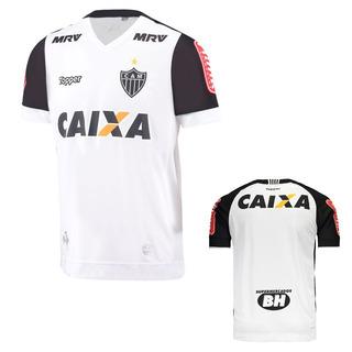 Camisa Oficial Do Atlético Mineiro 2 Branca Da Topper