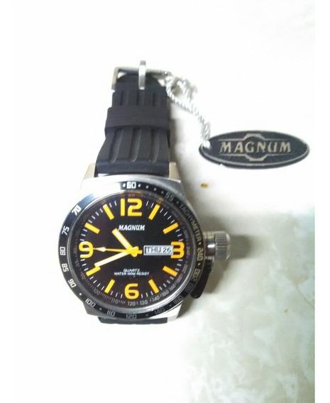 Relógio Magnum Sport-laranja