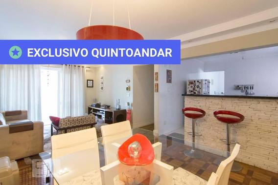 Apartamento No 5º Andar Com 2 Dormitórios E 1 Garagem - Id: 892961996 - 261996