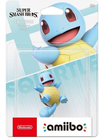 Amiibo Squirtle Pokemon Switch Wiiu 3ds 2ds