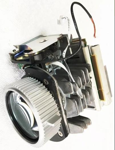 Bloco Optico Sem Chip Dmd Projetor Benq Mp511+ Mp511 Complet