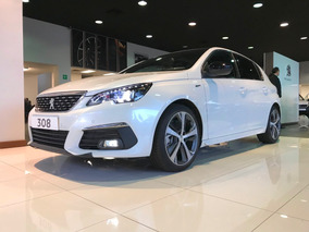 Peugeot 308 Gt 2018 Remate Chihuahua