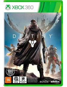 Destiny Xbox 360 Original Lacrado Barato Promoção