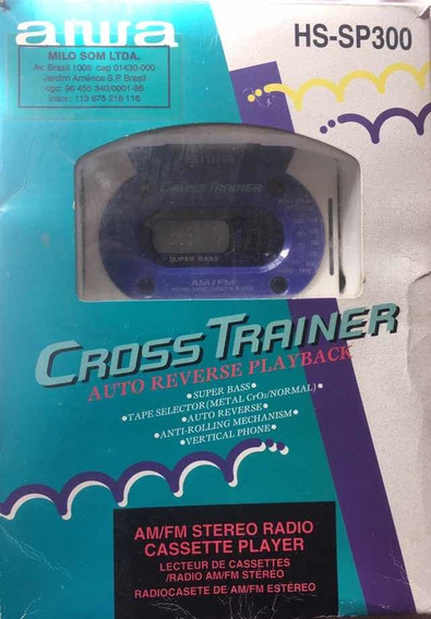 Rádio Aiwa Cross Trainer Hs-sp300