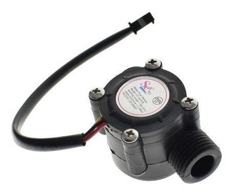 Sensor De Fluxo Vazão De Água Yf-s201 Arduino