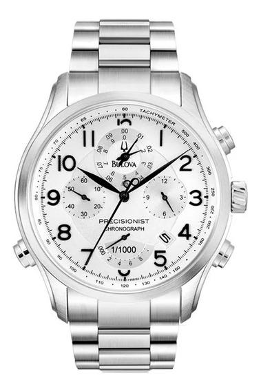 Relógio Bulova Masculino Precisionist Wb31747q Nfe Original