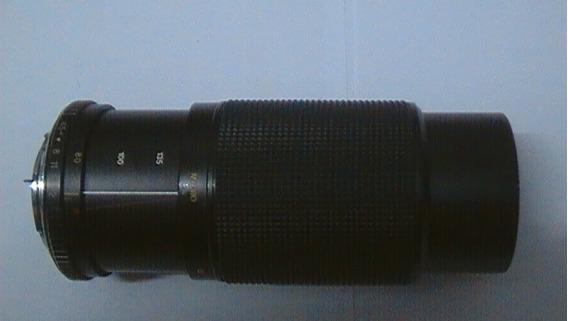 Lente Kalimar Mc Auto Zoom Macro 80-200mm F4,5-5,6