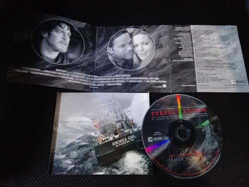 The Perfect Storm Soundtrack La Tormenta Perfecta Cd Mercado Libre