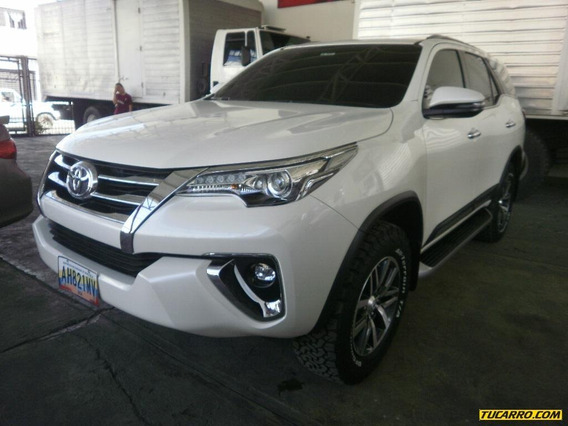 Toyota Fortuner Año 2018