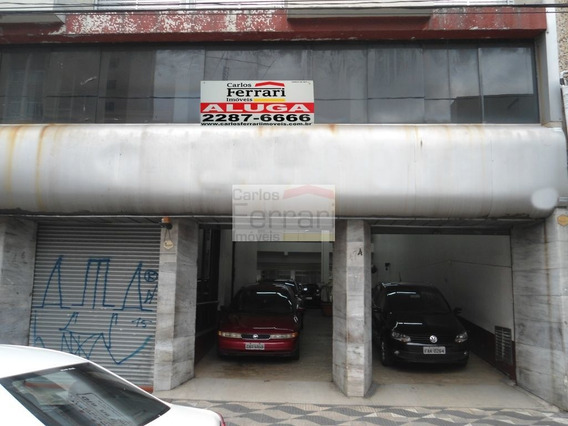 Salão Comercial Na Al. Barão De Limeira, De Fente A Folha De São Paulo - Cf20255
