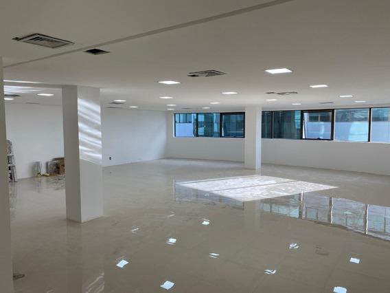 Sala Comercial Pronta 133,00m2 Para Alugar No Hangar Business - Sfl418 - 68219178