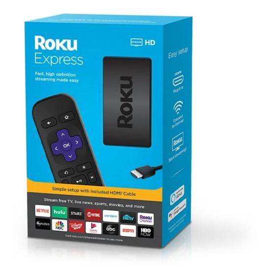 Roku Express Tv Box Somos Tienda Física