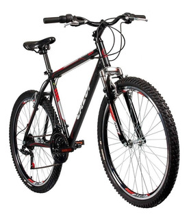 Bicicleta Aro 26 Caloi Aluminum Sport T19r26v21