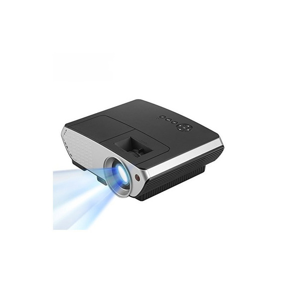 Video Home Theater Projector 2000 Lumen - Gigxon1080p Ideal