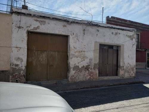 Casa En Venta Lista Para Remodelar, Centro Historico