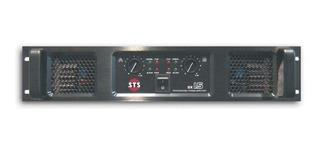 Ftm Amplificador Potencia Sts Sx 1.5 - 2 X 750 Watts A 2 Ohm