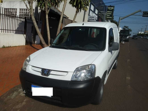 Peugeot Partner 1.6 5l Flex 4p 2011