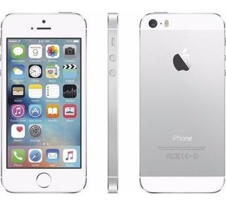 Apple iPhone 5s 16gb Silver Vitrine Leia O Anuncio