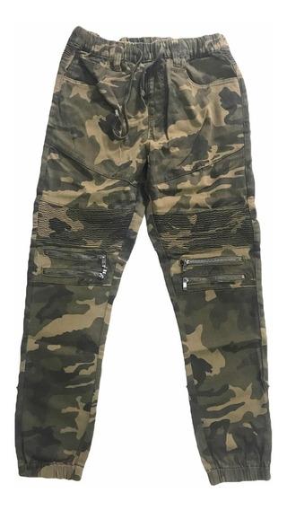 Pantalón Militar Hombre - Jogger Entrega Inmediata!
