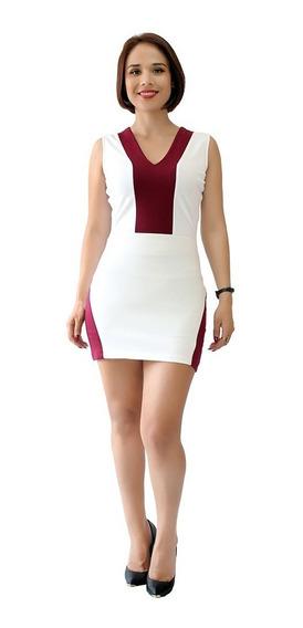 Vestido Corto De Colores Casual Juvenil 10215