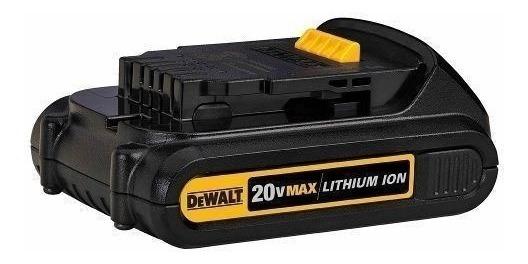 Bateríaa 20v Max Litio-ion Compacta Dcb201 Dewalt