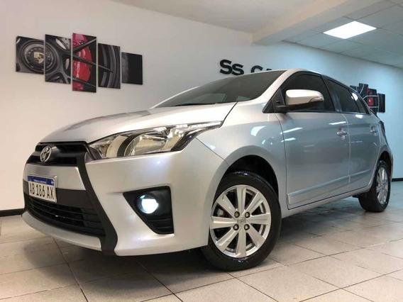 Toyota Yaris 1.5 107cv 2017