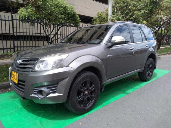 Great Wall Haval H3 4wd 2000 Cc 4x4 Mt Abs Aa 2012