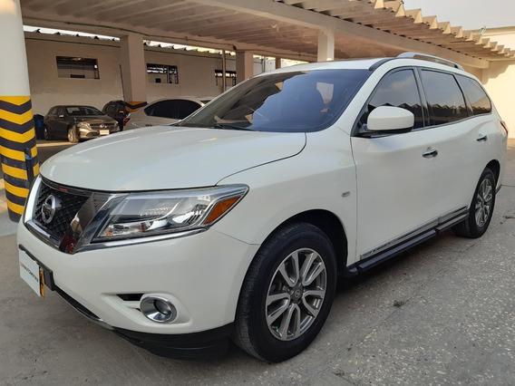 Nissan Pathfinder Modelo 2015 Motor 3.5 Exclusive 7 Puestos