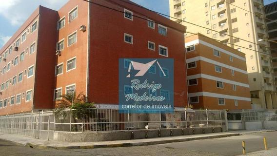 Kitnet Com 1 Dormitório À Venda, 30 M² Por R$ 105.000 - Aviação - Praia Grande/sp - Kn0052