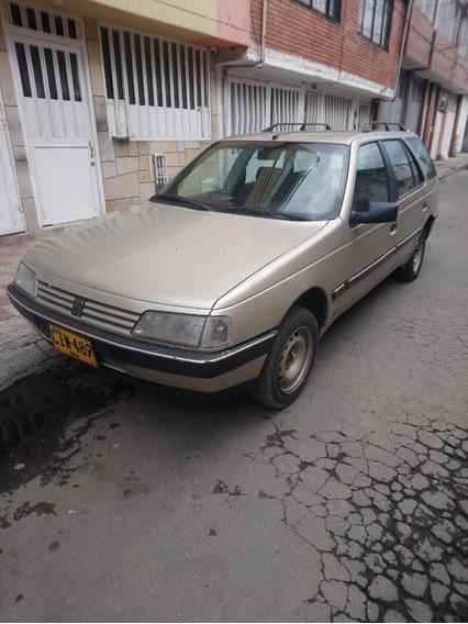 Peugeot 405 Sr Camioneta 1994