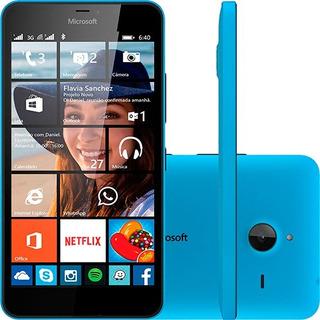 Celular Nokia Lumia 640xl 8gb Lte 4g Libre Usado Excelente!