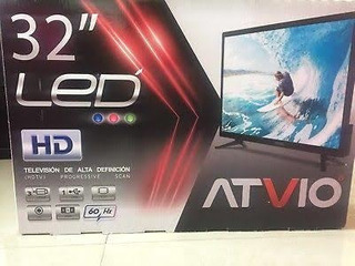 Pantalla Atvio Led Hd 32