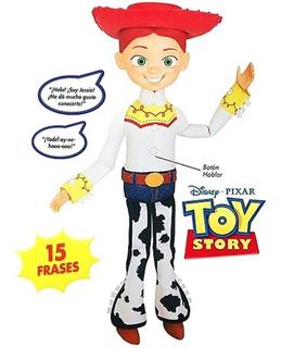 Jessie Vaquerita Toy Story 4 15 Frases Disney Milcosaslanus
