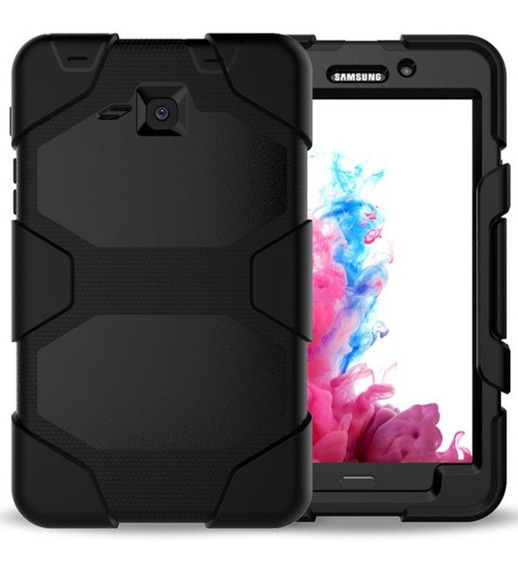 Capa Survivor Anti-shock Samsung Galaxy Tab A6 7