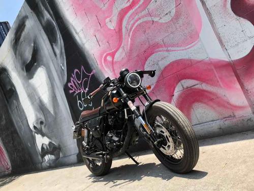 Imagen 1 de 14 de Iron Clan Legend 250cc