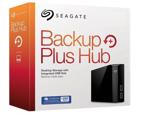 Seagate Backup Plus Hub 4tb Stel4000100 Disco Duro Pc Usb 3