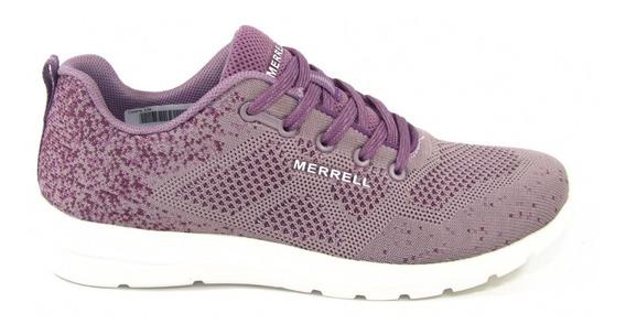 Zapatillas Merrell Mujer Carens Tejidas Urbanas