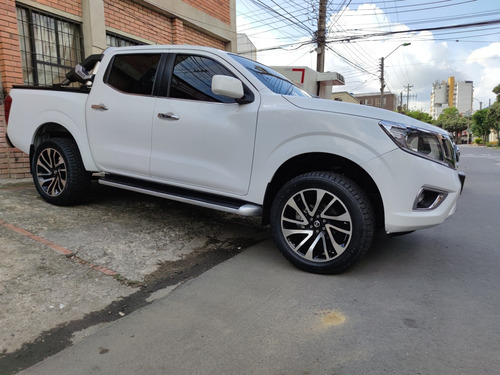 Nissan Frontier 2017 2.5l Mecánica