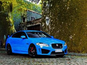 Jaguar Xfr-s 2014 Raríssimo
