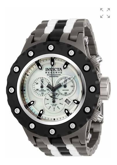 Invicta Subaqua 53mm Titanium Ceramic Limited Edition 22664
