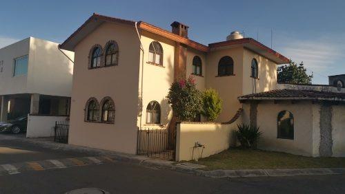 Casa En Venta En Metepec Con Salida Rapida Cdmx