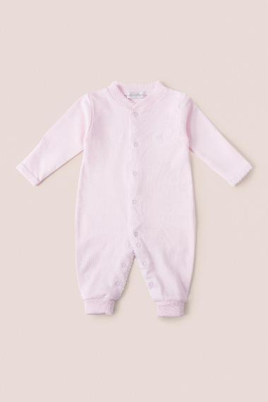 Babycottons Pijama Enterito Basic Sin Pie Bebé