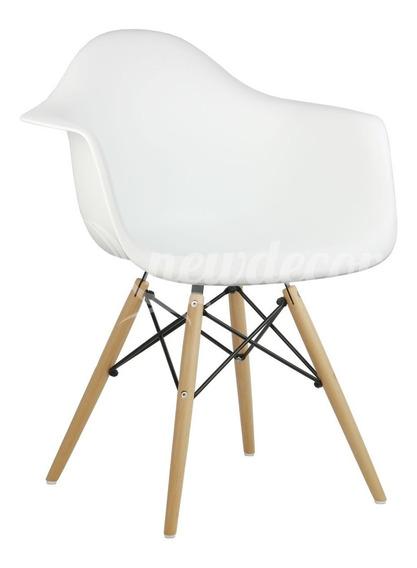 Cadeira Charles Eames Daw Wood Várias Cores Super Promoção