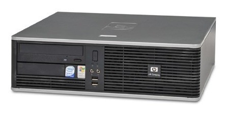 Computador Hp Compaq Dc5700 Core2duo 3.0ghz 500hd 4gb Ddr2