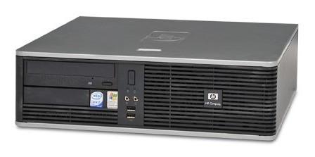 Computador Hp Dc5700 Intel Pentium D 92 3.0ghz 500hd 4gb
