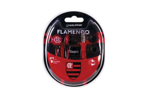 Fone De Ouvido Do Flamengo Waldman