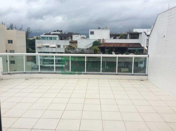 Cobertura-à Venda-recreio Dos Bandeirantes-rio De Janeiro - Reco40049