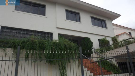 Pacaembu Vaga Casa De Alto Padrão. - Pc90035