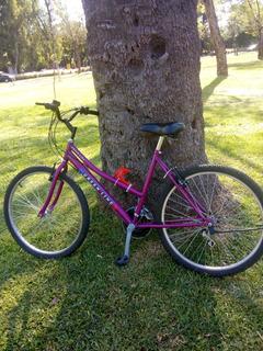 Bicleta De Dama Con Cambios Como Nueva